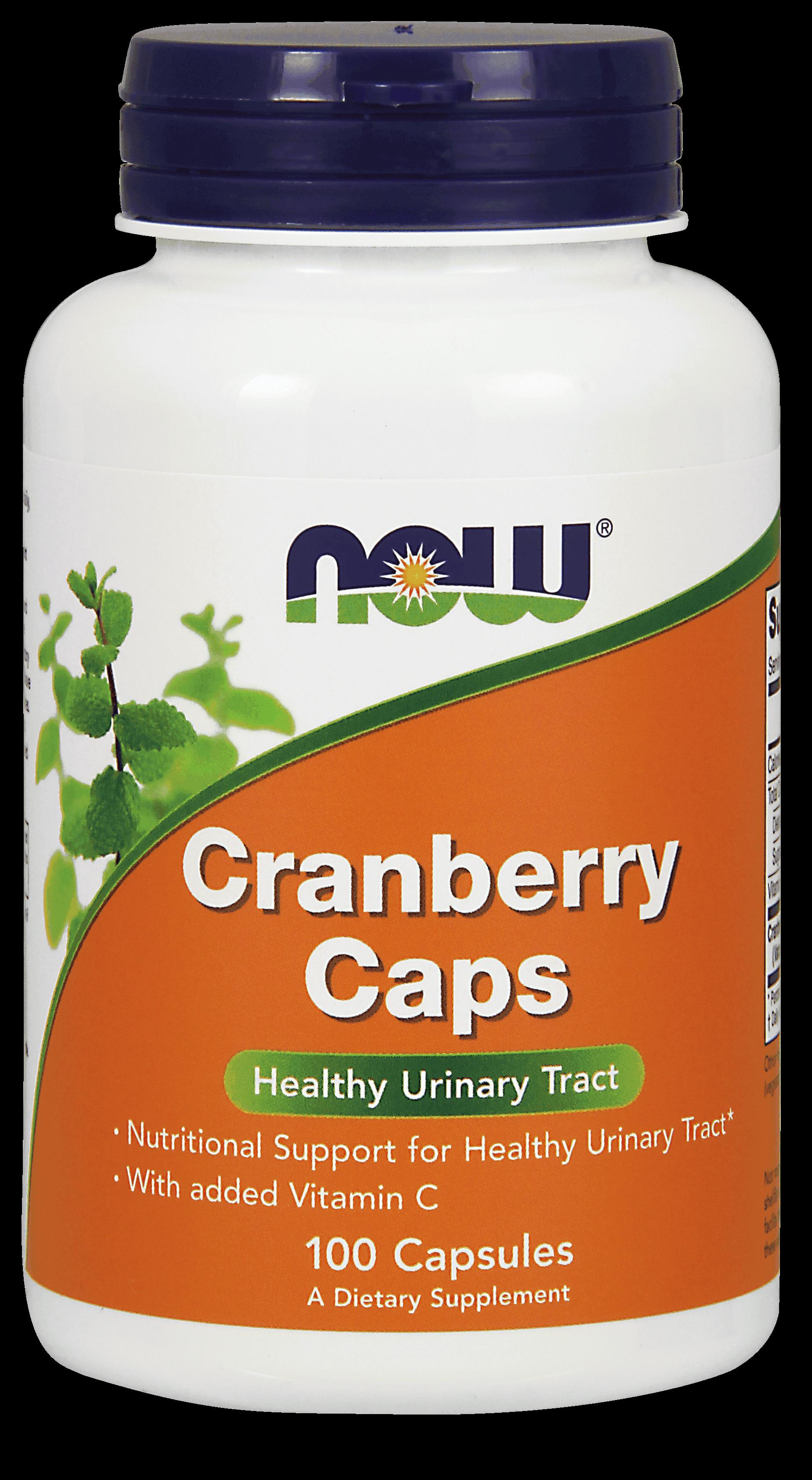 Cranberry Caps